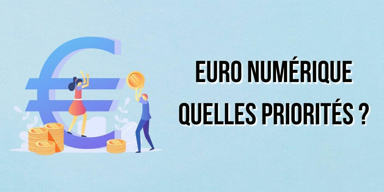 Euro numérique : la BCE publie l'analyse complète de sa consultation publique