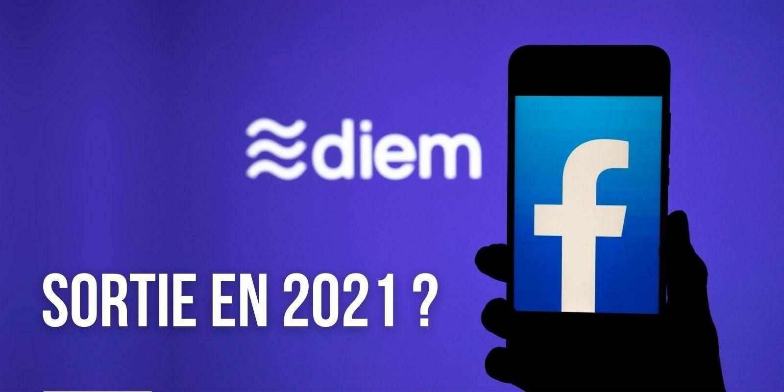 Diem (Facebook): un stablecoin adossé au dollar prévu en 2021?
