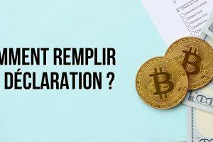 Fiscalité et cryptomonnaies : comment remplir votre déclaration de revenus ?