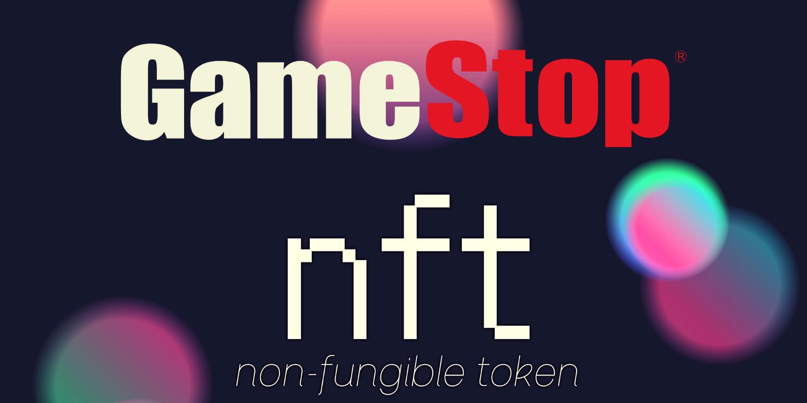 GameStop se lancerait-il dans les cryptomonnaies et les NFTs ?