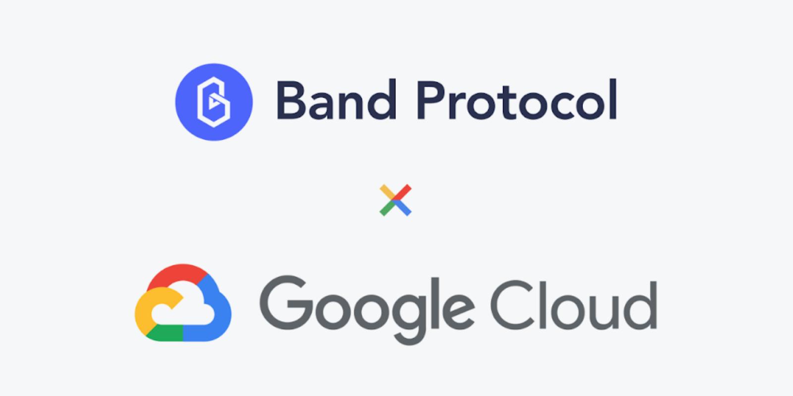 Google Cloud intègre les oracles décentralisés de Band Protocol (BAND)
