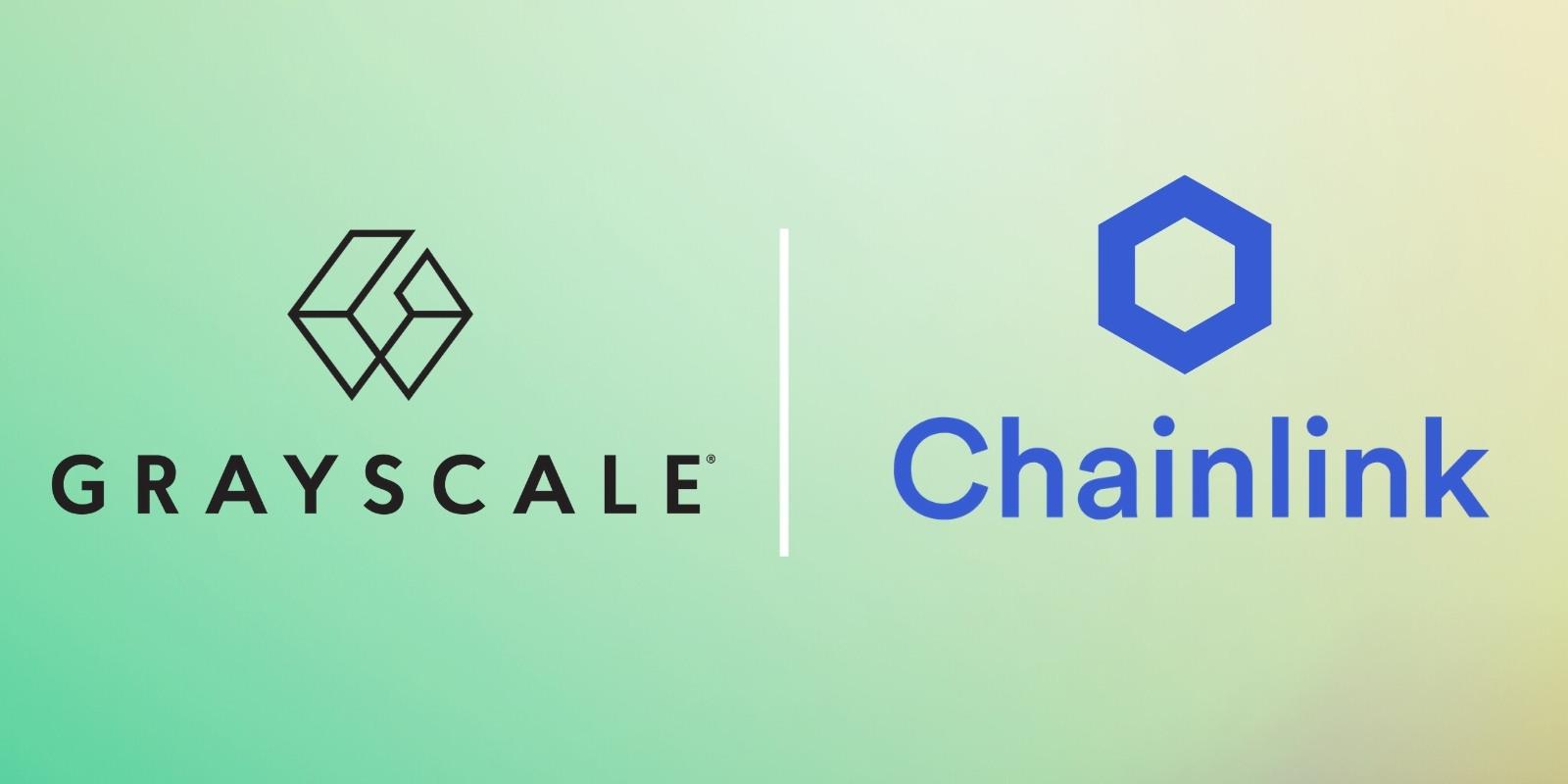 Grayscale ajoute le LINK de Chainlink à son fonds diversifié en cryptomonnaies