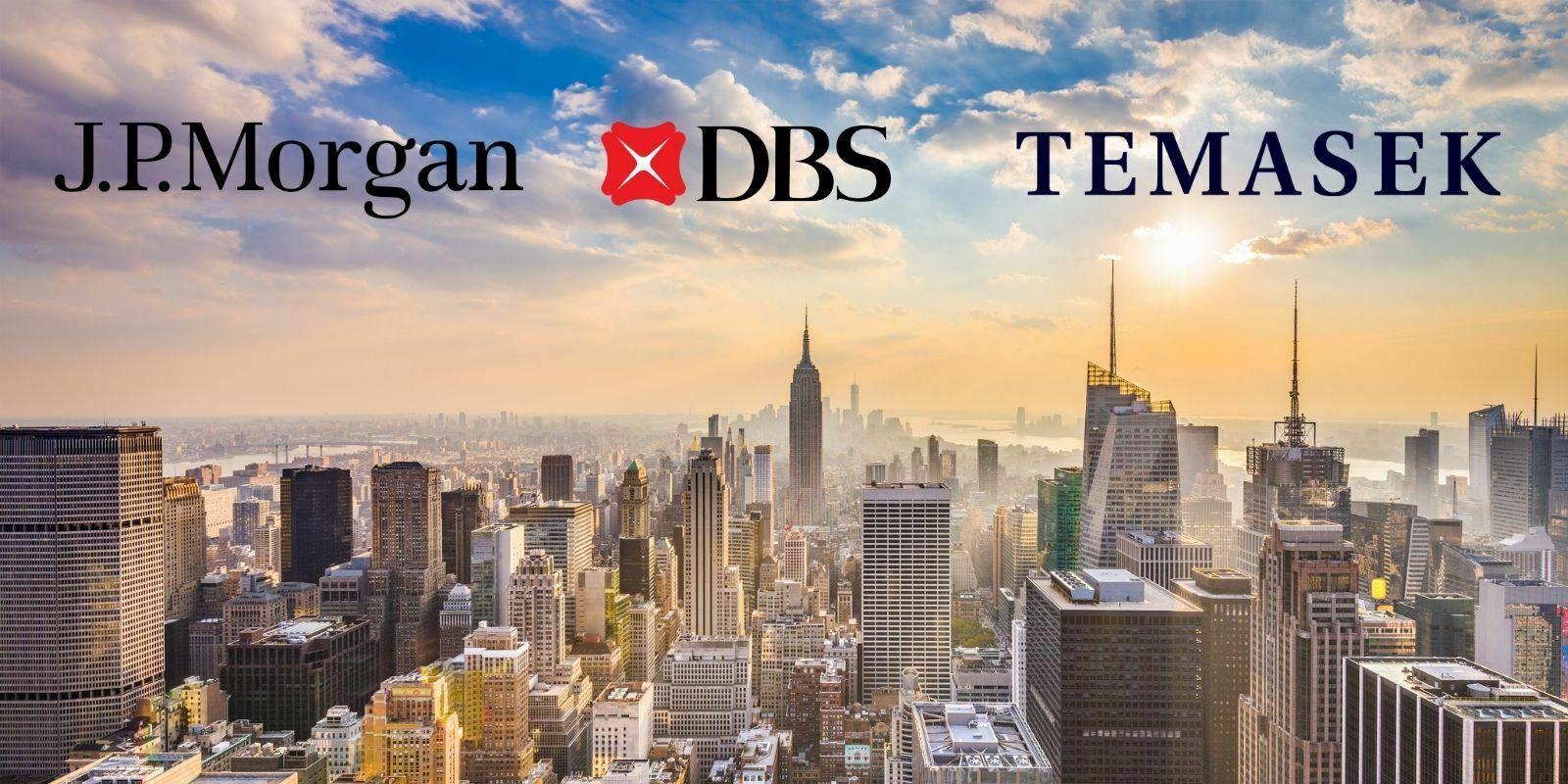 JPMorgan, DBS Bank et Temasek créent une coentreprise de paiements basée sur la blockchain