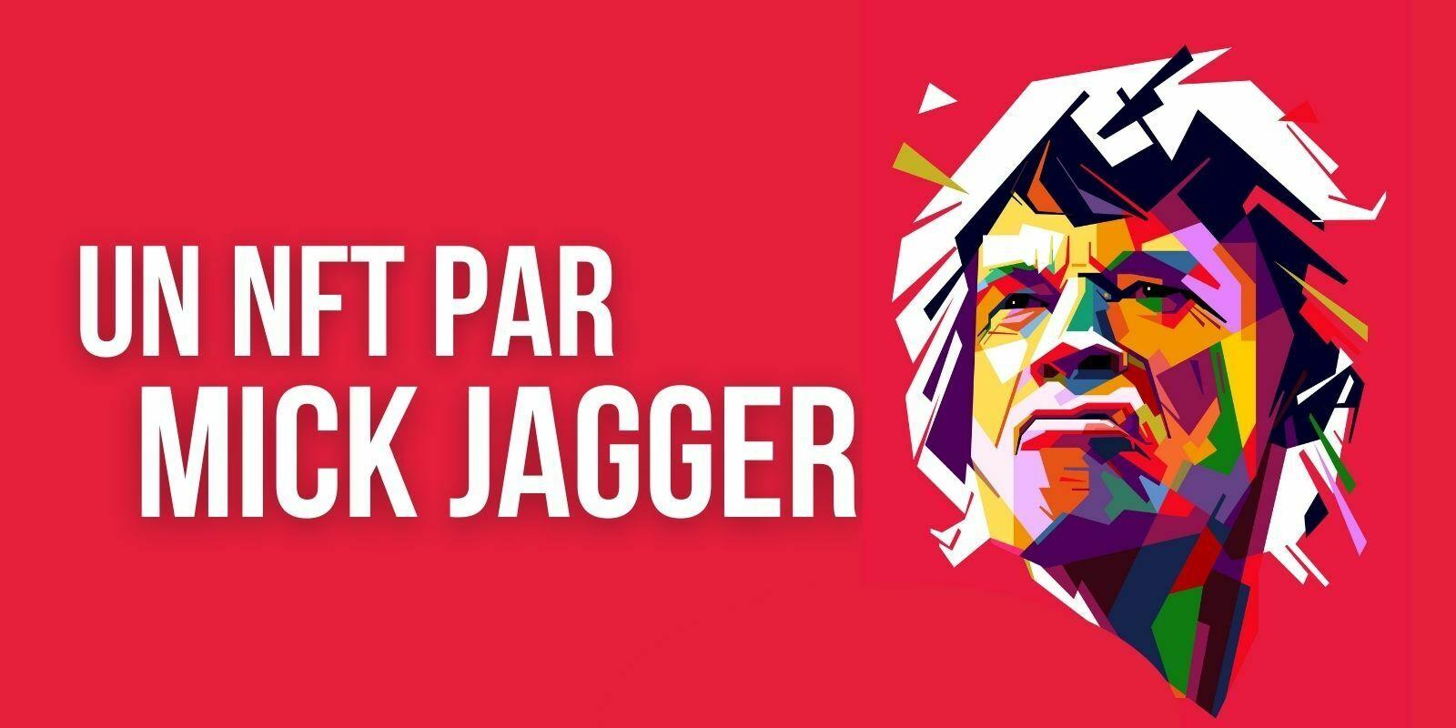 Mick Jagger et Dave Grohl proposent un NFT sur le thème du confinement