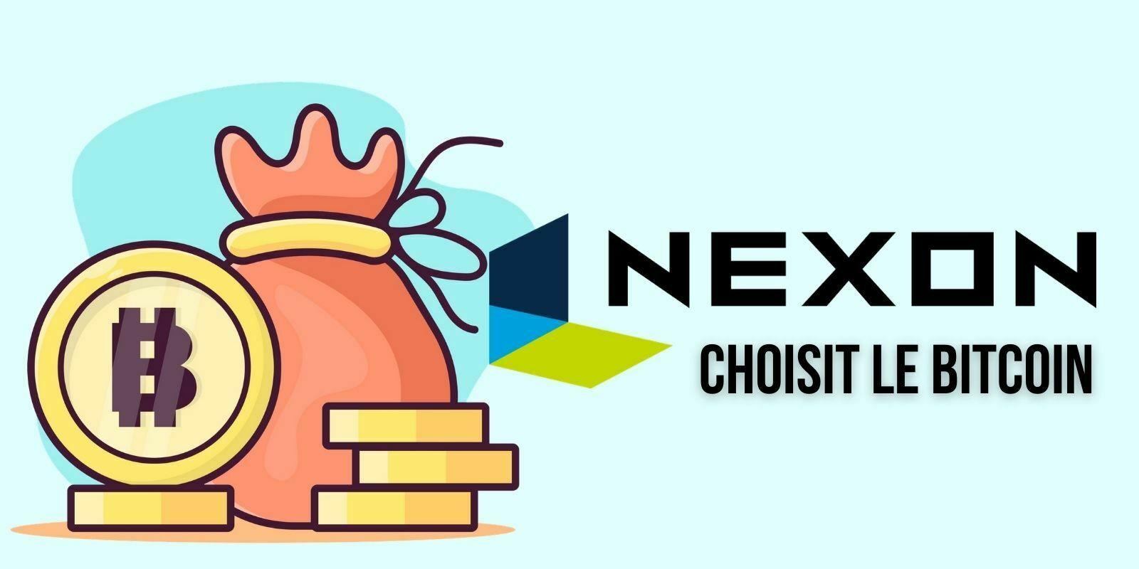 Corée du Sud : le géant du gaming Nexon achète pour 100 millions de dollars de Bitcoin (BTC)