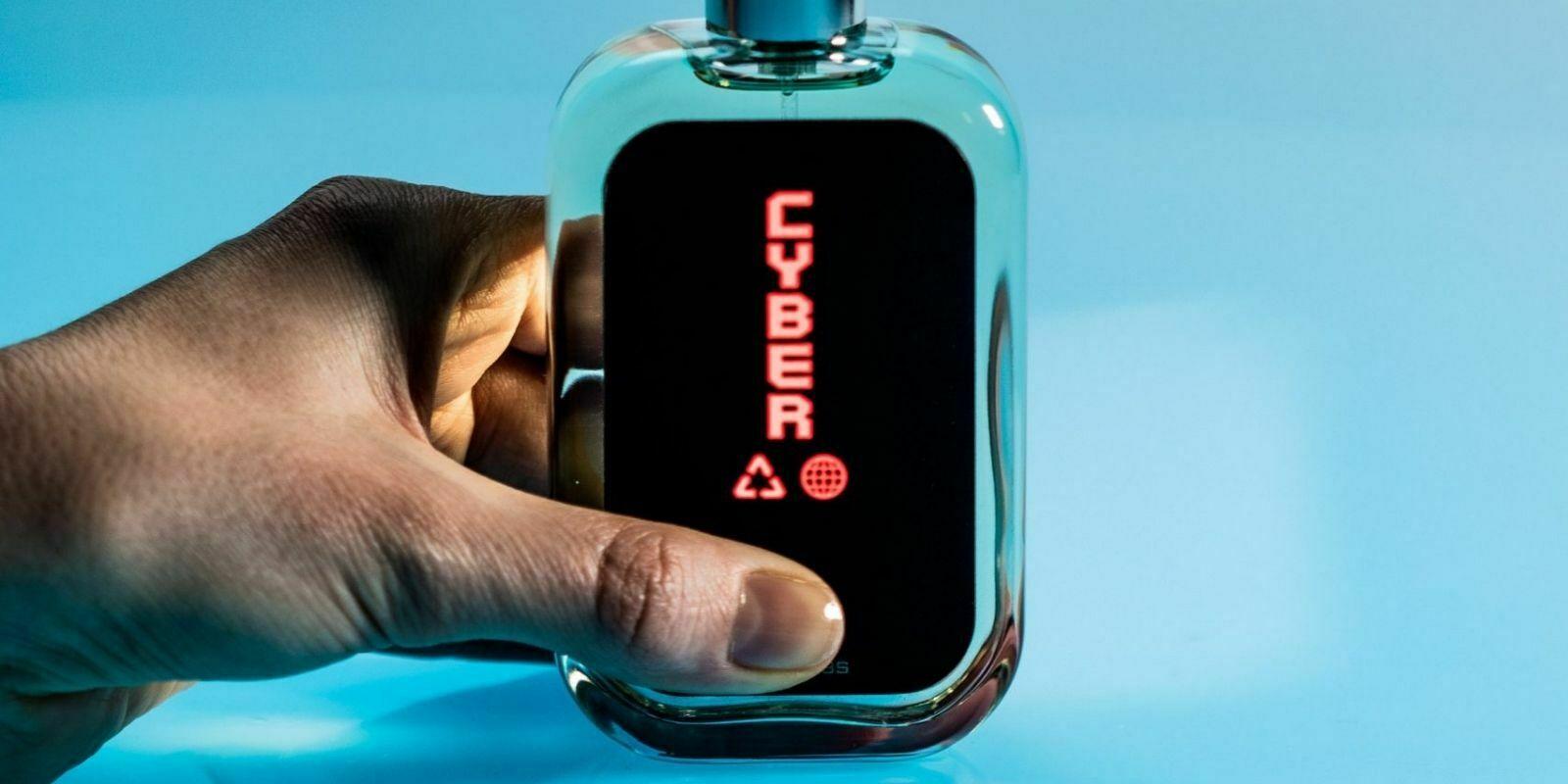 Un parfum en NFT : Look Labs mélange le luxe, l'art et la technologie