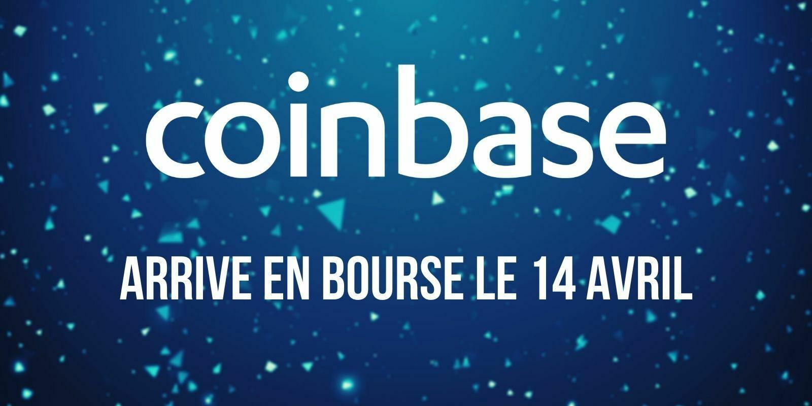 La plateforme Coinbase entrera en Bourse le 14 avril sous le ticker COIN