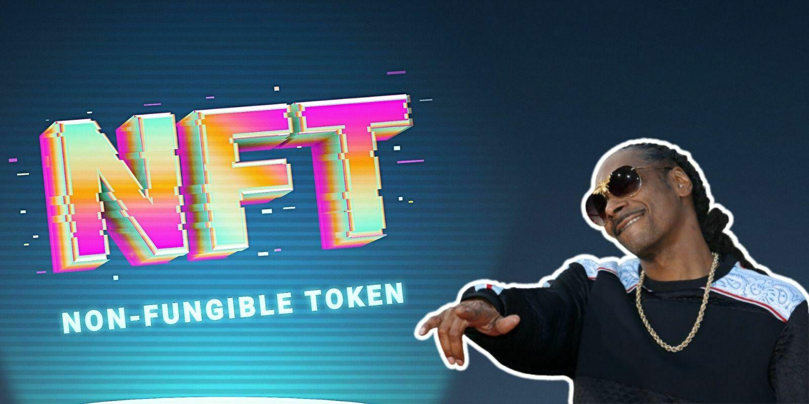 Le rappeur Snoop Dogg va mettre aux enchères une collection de NFTs
