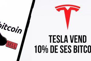 Tesla a vendu une partie de ses bitcoins pour « prouver la liquidité » de la cryptomonnaie