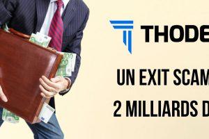 Turquie : le fondateur d'un exchange s'enfuit avec 2 milliards de dollars appartenant aux utilisateurs
