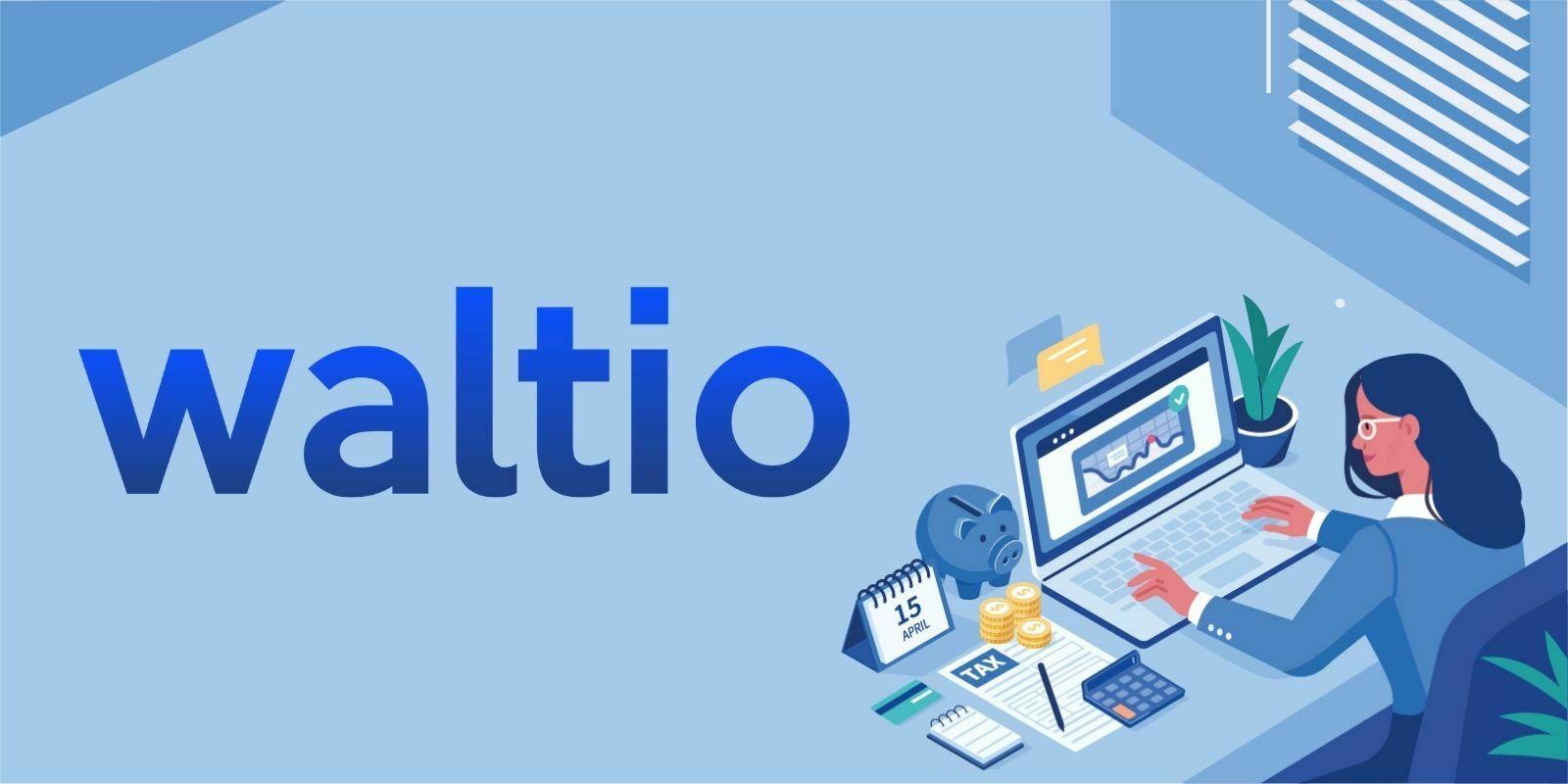Tutoriel Waltio - L'outil qui simplifie la fiscalité de vos cryptomonnaies