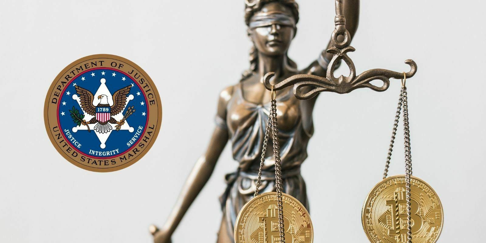 L'agence des US Marshals se rapproche du dépositaire BitGo pour gérer les bitcoins (BTC) saisis