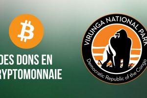 Le parc national des Virunga accepte désormais les dons en cryptomonnaie