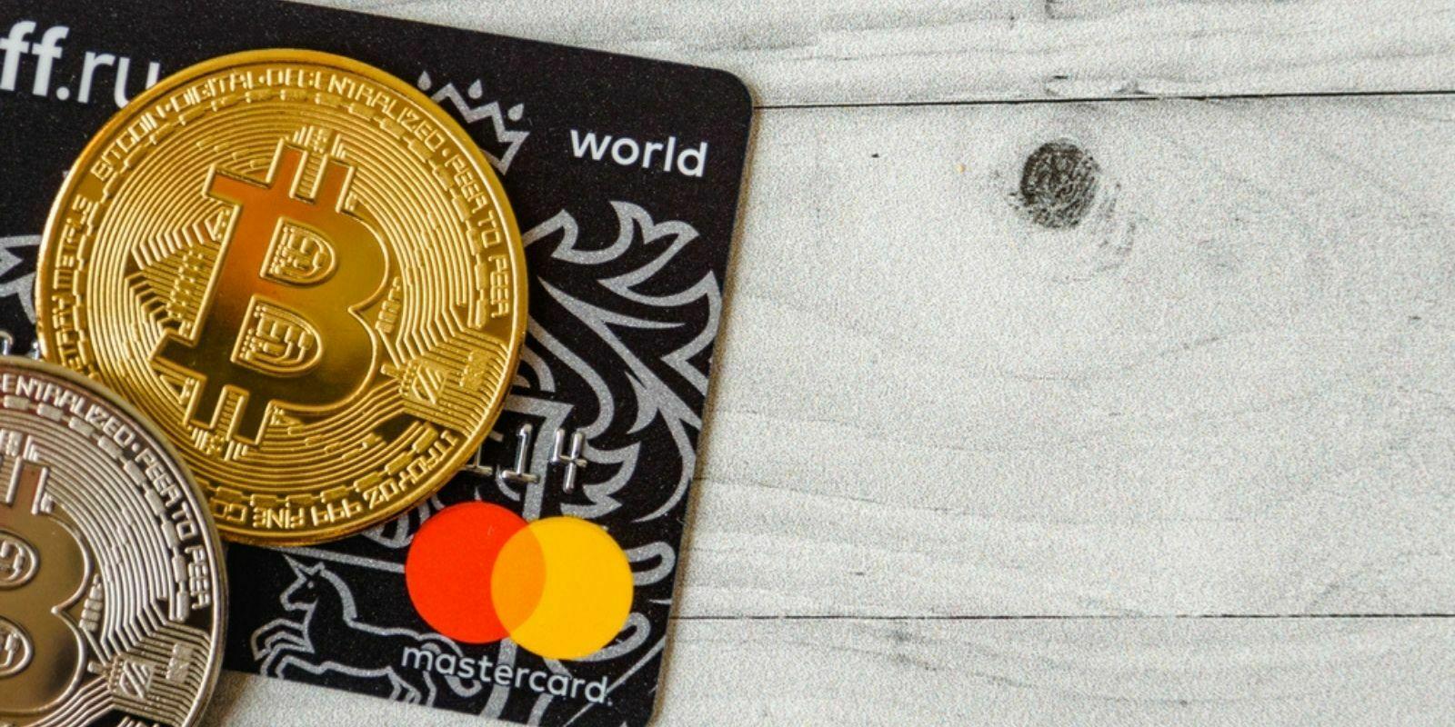 Selon Mastercard, l'usage des cryptomonnaies pour le paiement gagne du terrain