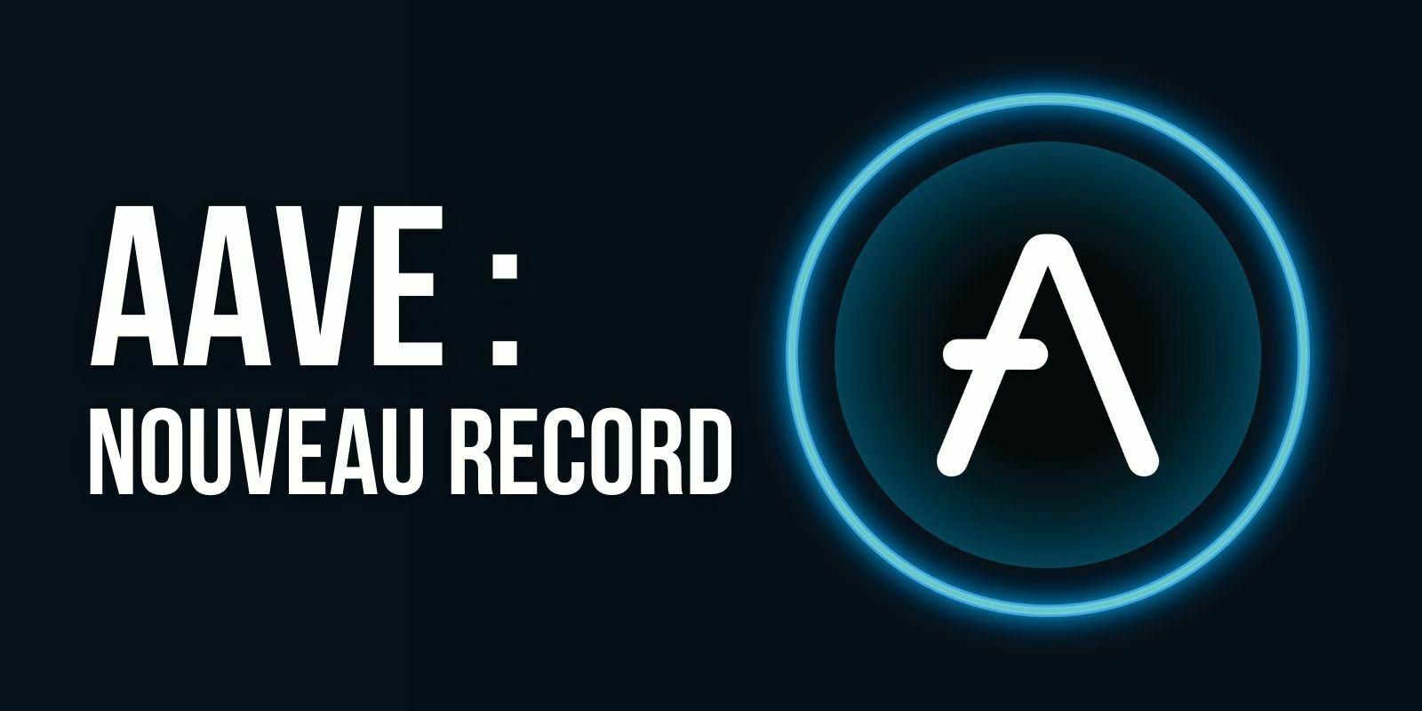 Aave propose un pool «privé» pour les institutions — Le cours du AAVE atteint un record