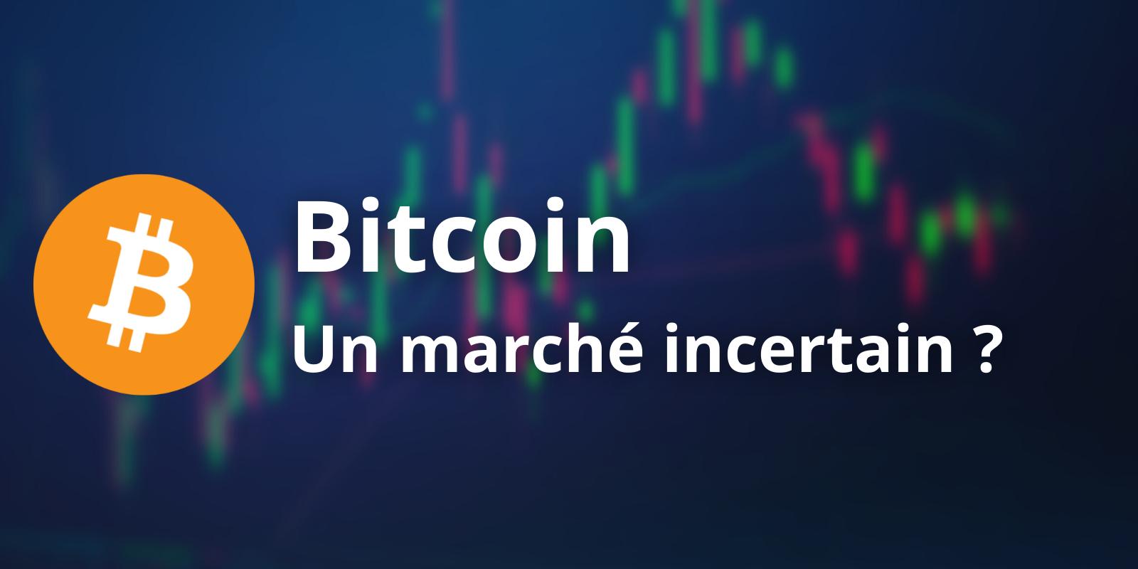 Bitcoin (BTC) – Prudence à la corrélation avec le marché des actions