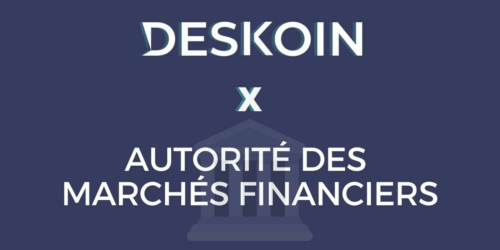 Deskoin obtient le statut PSAN et présente la nouvelle version de sa plateforme