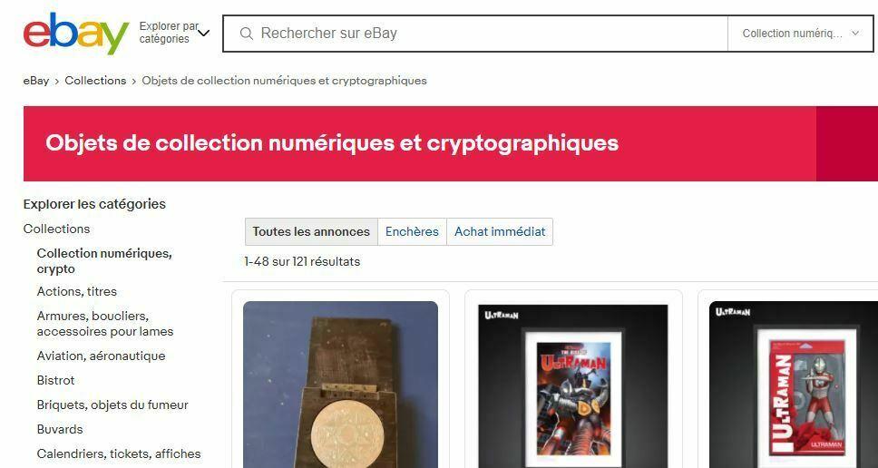 eBay NFT