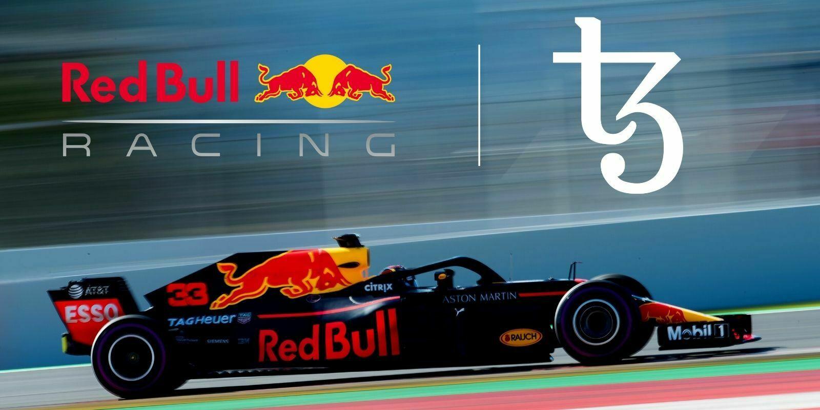 L'écurie de F1 de Red Bull fait équipe avec Tezos (XTZ) et se lance dans le monde des NFTs