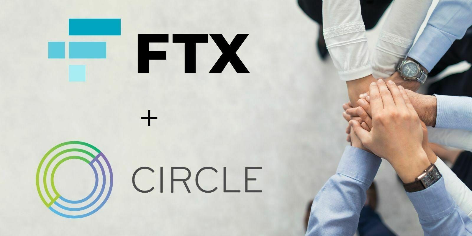 FTX et Circle collaborent pour faciliter le financement instantané via l'USDC