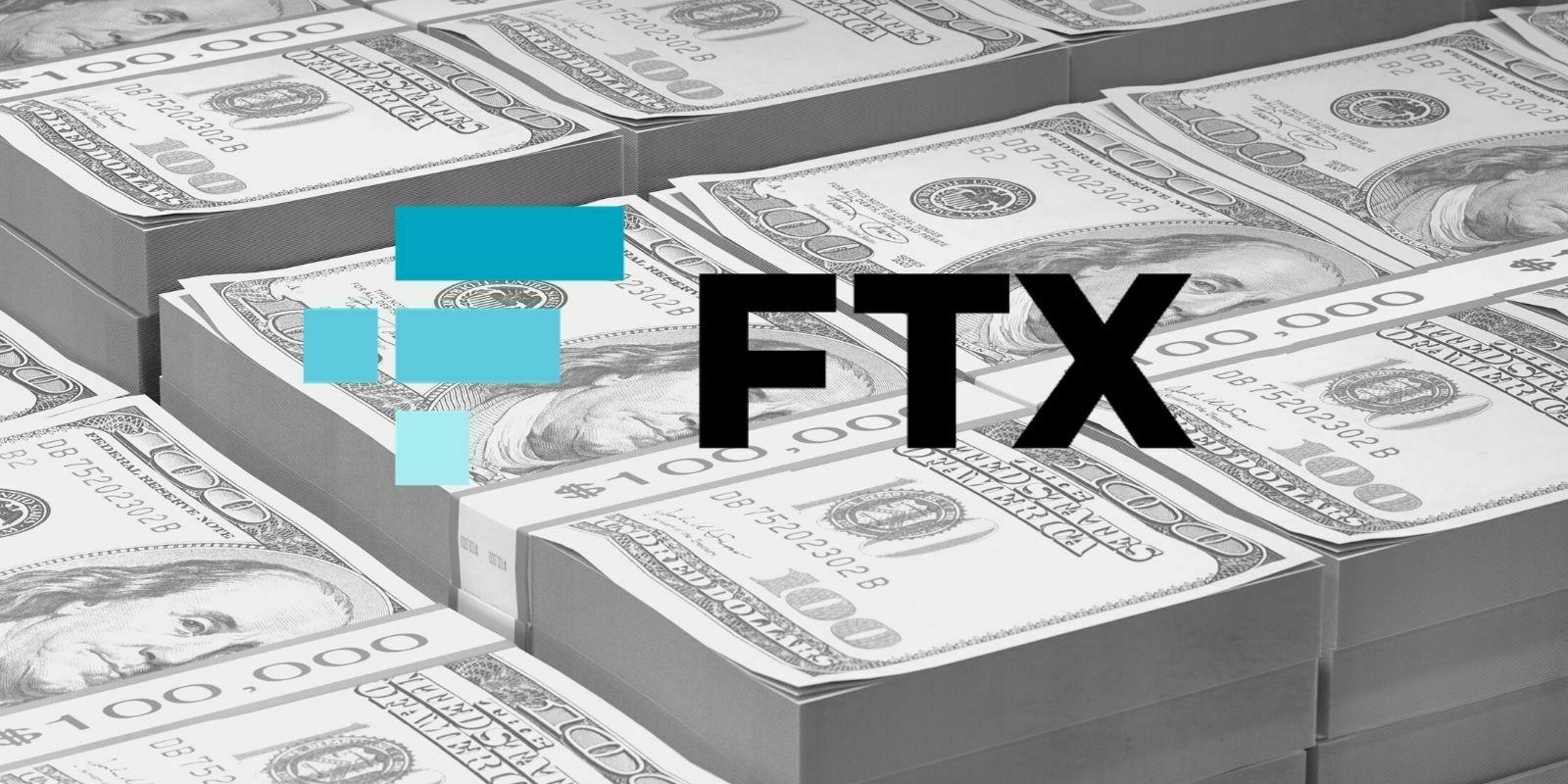 FTX s'apprête à lever 1 milliard de dollars pour étendre ses activités