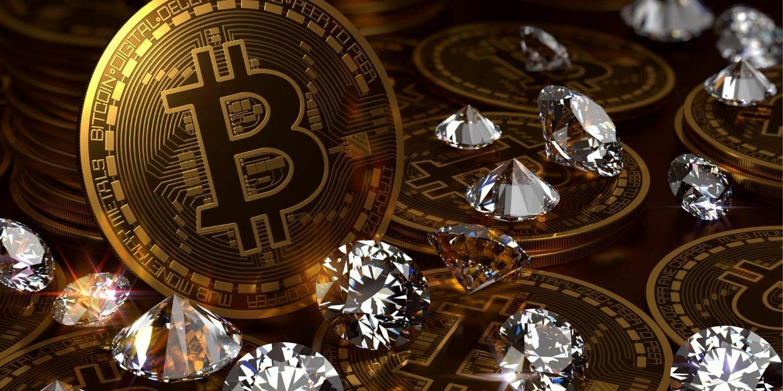 La startup belge HB Antwerp s'appuie sur Bitcoin (BTC) pour certifier ses diamants