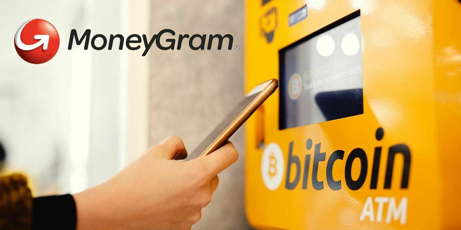 MoneyGram s'associe à Coinme pour proposer des distributeurs de Bitcoin