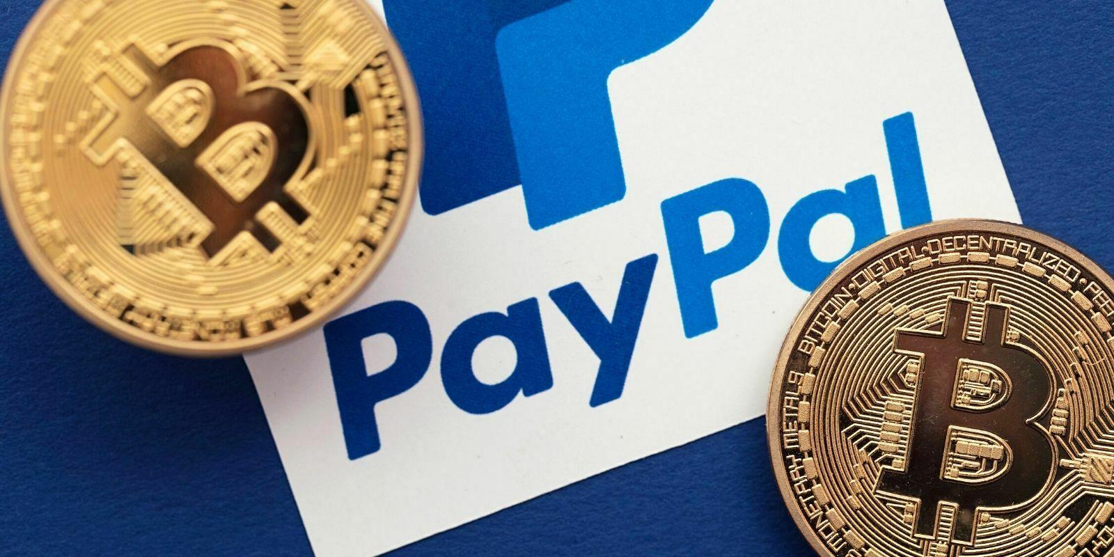 PayPal autorisera les retraits de cryptomonnaies vers des portefeuilles tiers