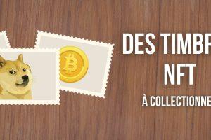 La poste autrichienne sort la nouvelle version de son timbre-poste NFT