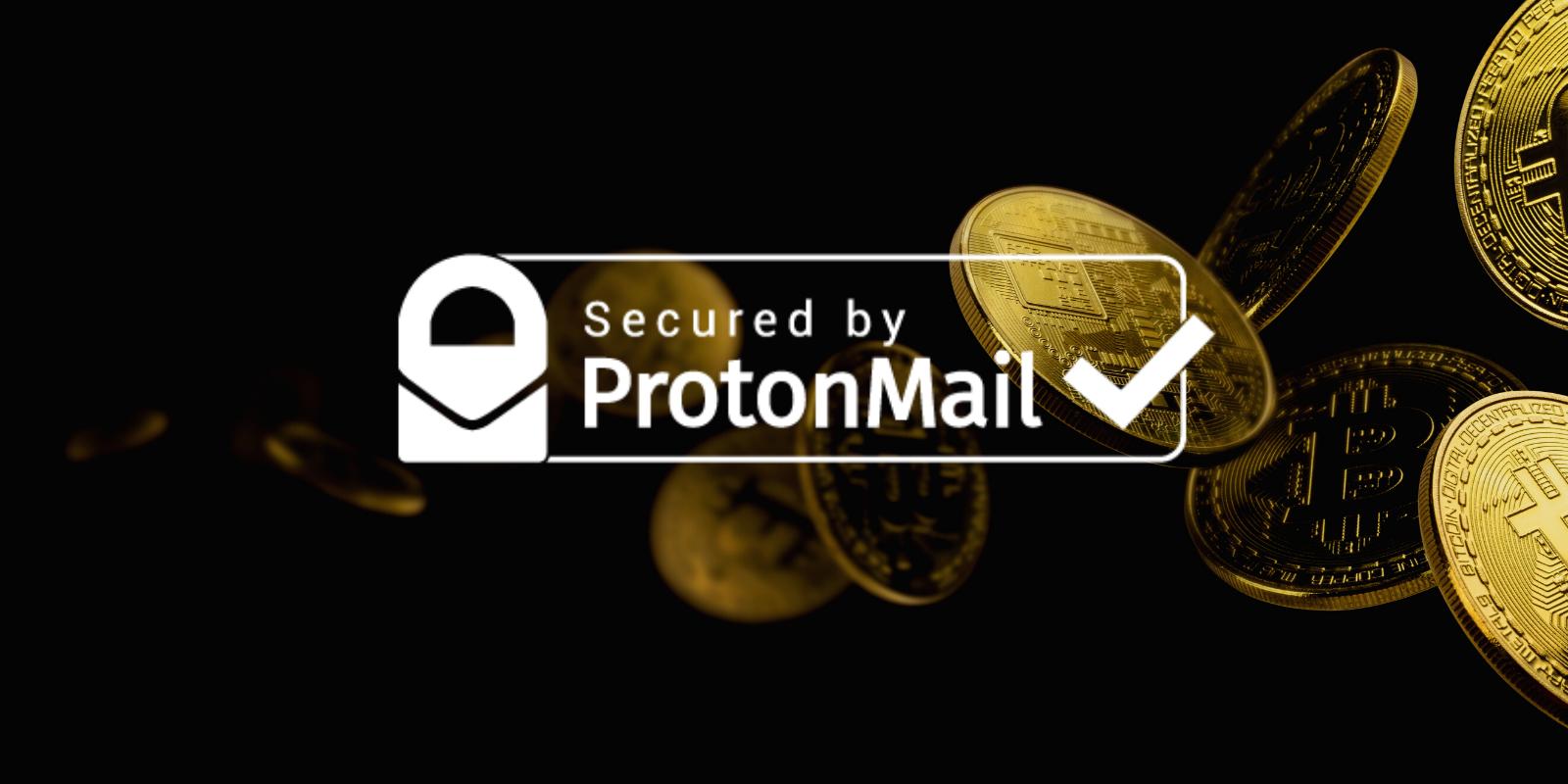 ProtonMail garde une quantité importante de Bitcoin (BTC) pour préserver son indépendance