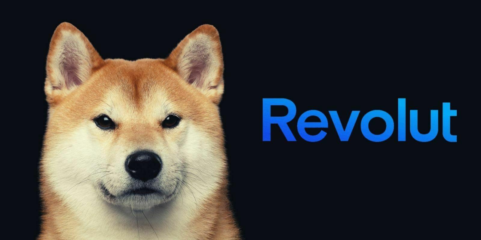Revolut serait sur le point d'ajouter le Dogecoin (DOGE) à son service de trading
