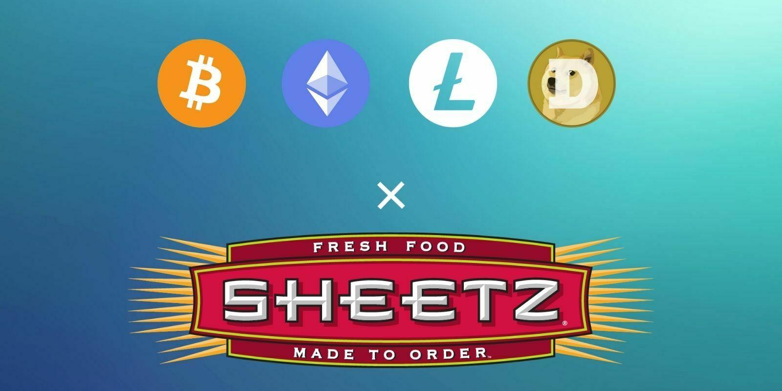 Sheetz devient la première chaîne de magasins de proximité à accepter les cryptomonnaies