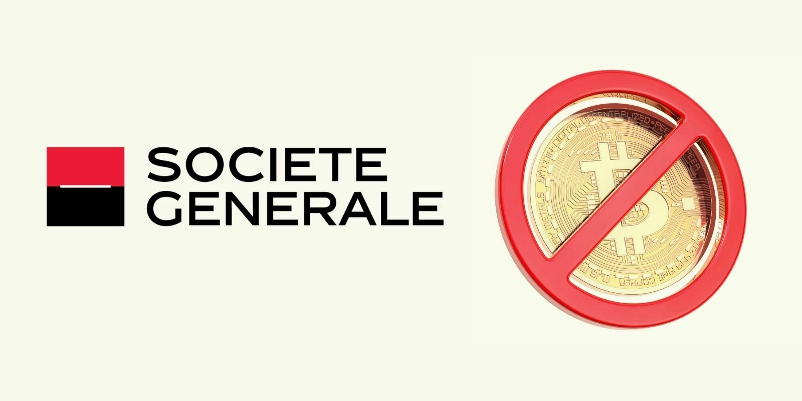 Selon la Société Générale, la place du Bitcoin dans un portefeuille « demeure très contestée »