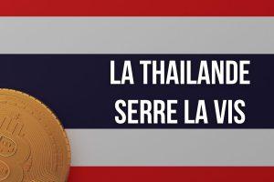 Thaïlande: les utilisateurs d'exchanges forcés de vérifier en personne leur identité