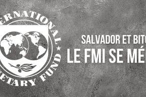 Adoption du Bitcoin (BTC) au Salvador: le FMI tire la sonnette d'alarme