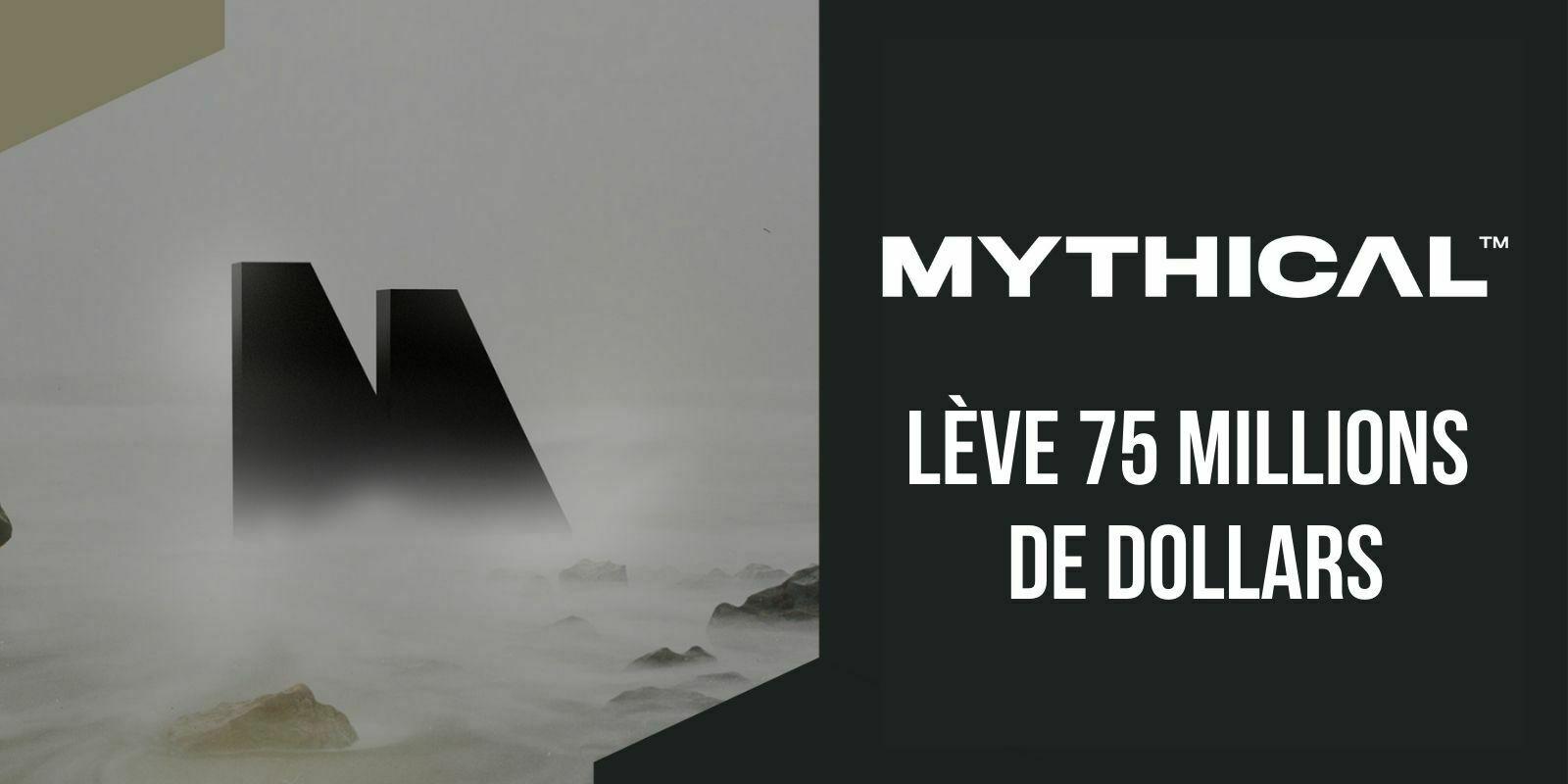 La startup de jeux NFTs Mythical Games lève 75 millions de dollars