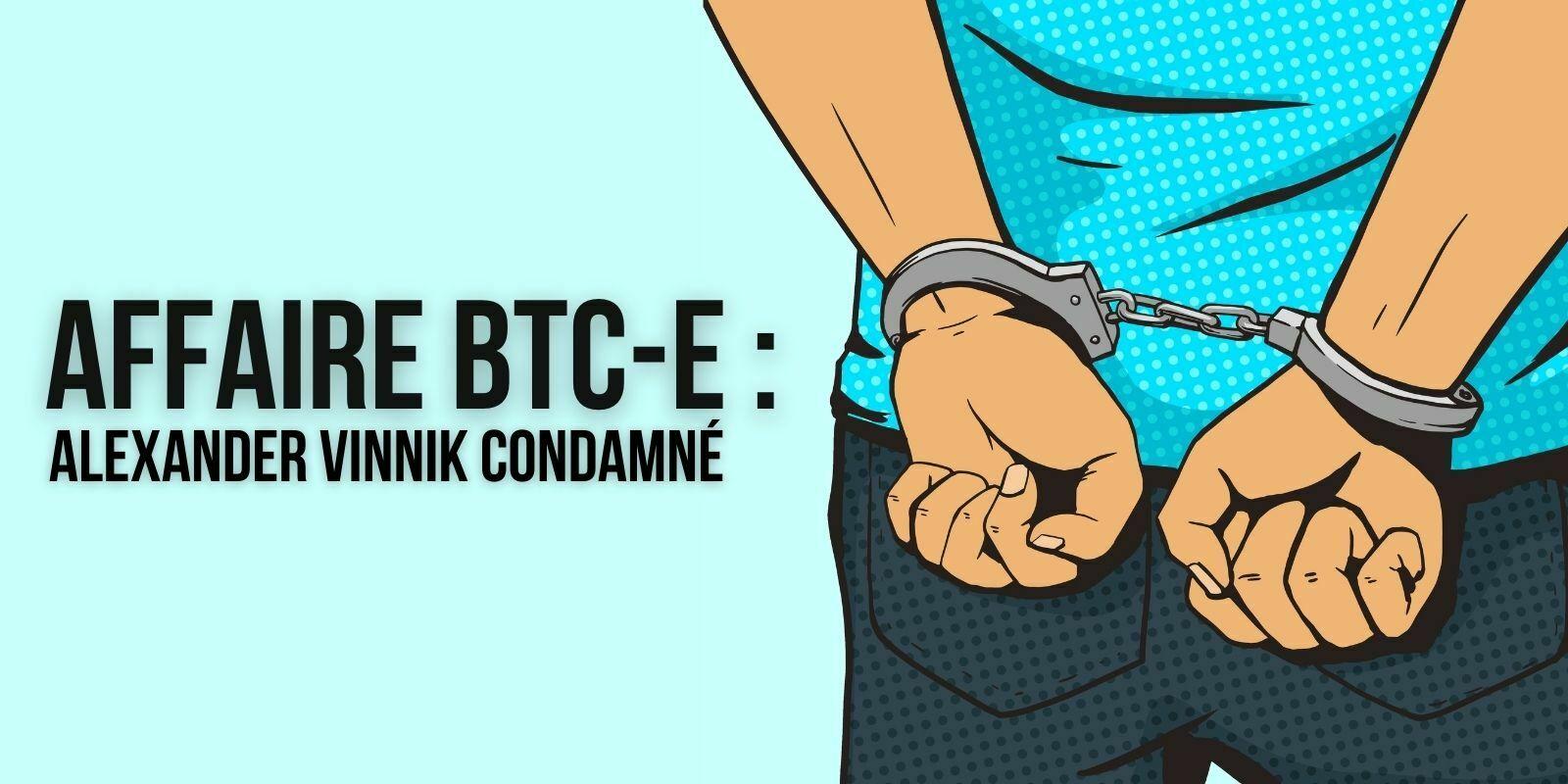 France: Alexander Vinnik condamné à 5 ans de prison pour blanchiment d'argent
