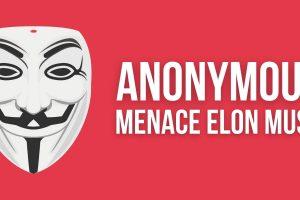 Anonymous menace Elon Musk pour son attitude face aux cryptomonnaies