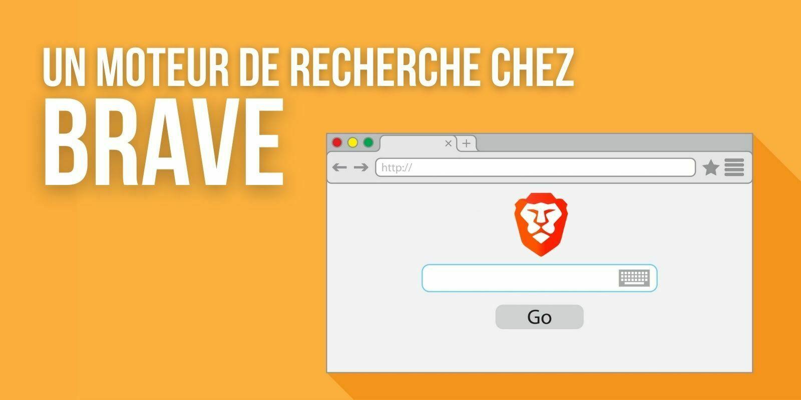 Le moteur de recherche de Brave est maintenant disponible en version Beta