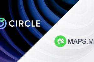 Circle et Maps.me s'associent pour faire découvrir la DeFi à des millions de nouveaux utilisateurs