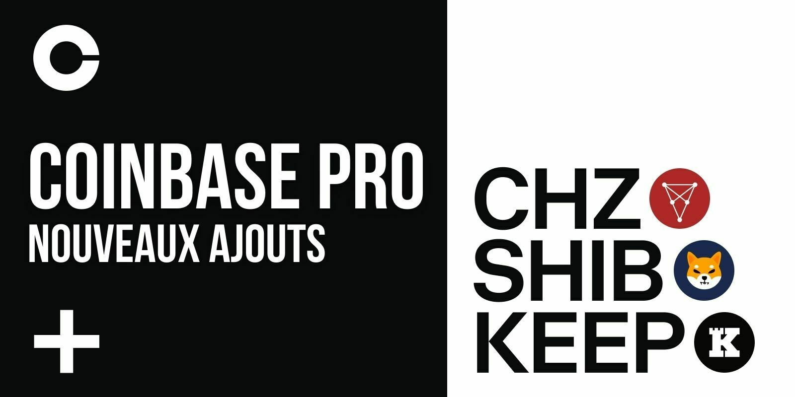 Coinbase Pro ajoute le Shiba Inu (SHIB) et le Chiliz (CHZ) – Les cours bondissent