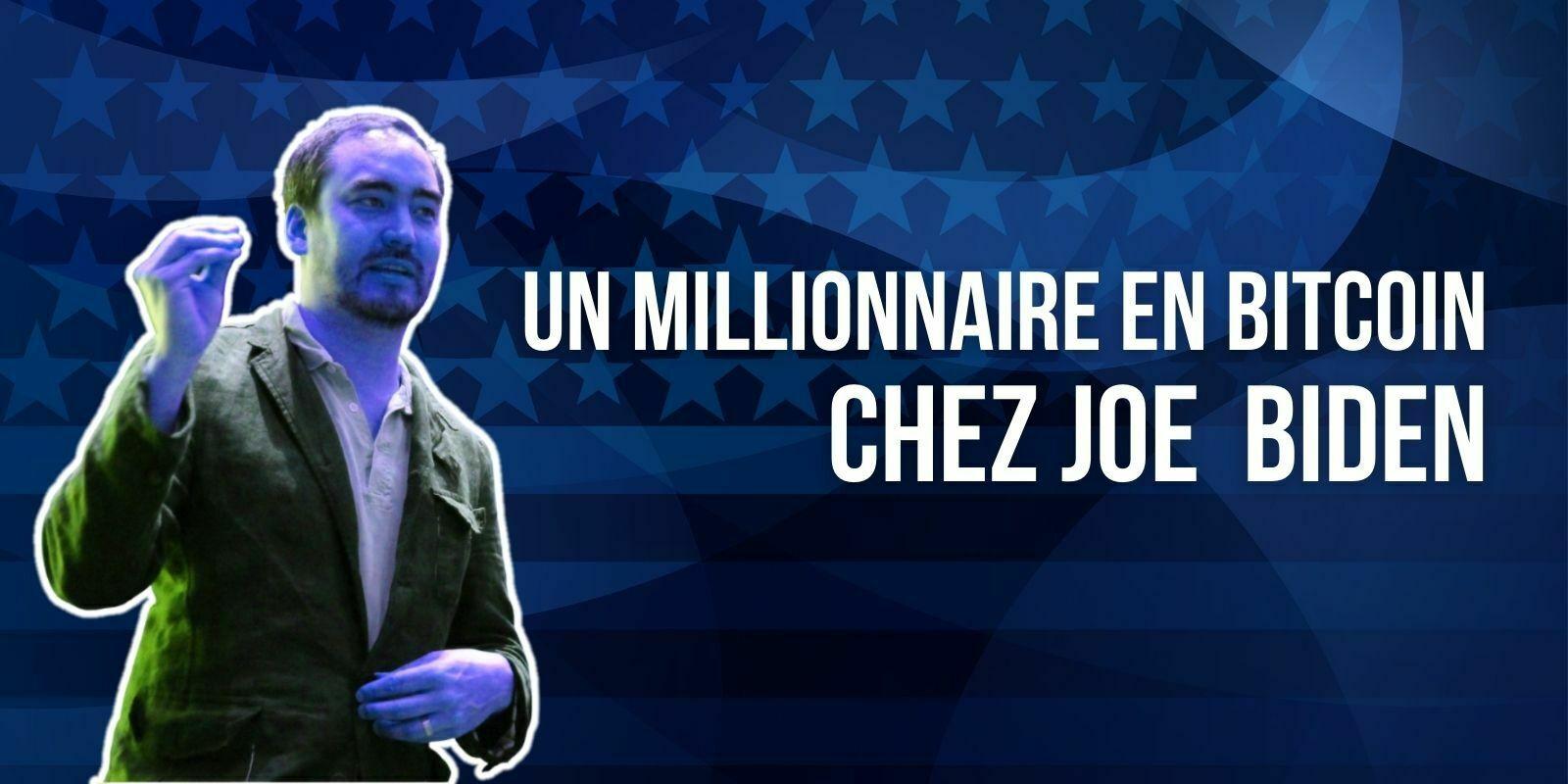 Un des conseillers principaux de Joe Biden détiendrait 5 millions de dollars en cryptomonnaies