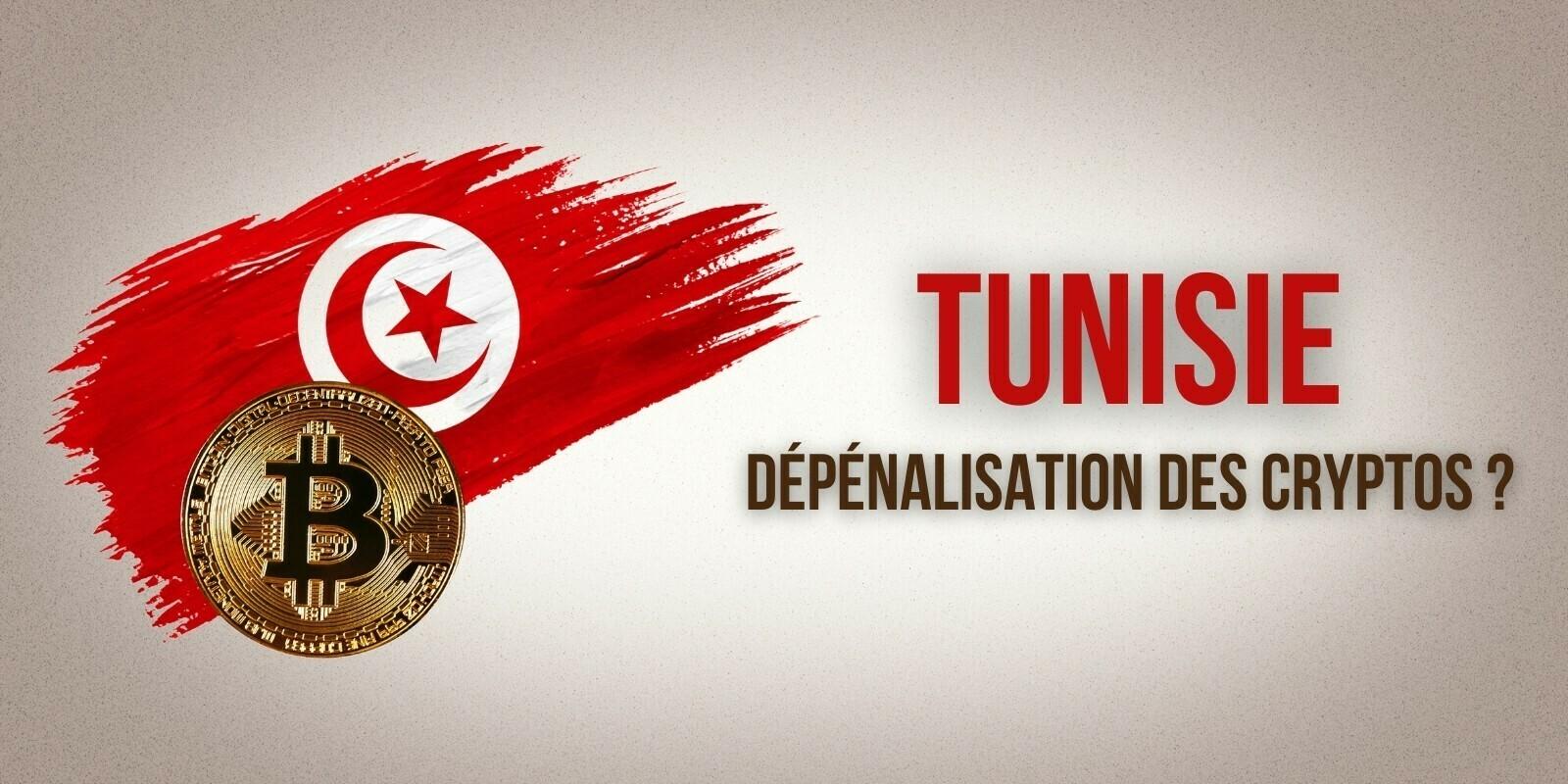 Une dépénalisation des cryptomonnaies en approche pour la Tunisie ?