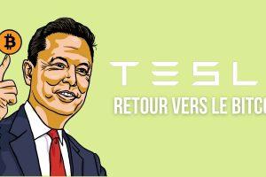 Elon Musk: Tesla recommencera à accepter le Bitcoin (BTC), sous une condition