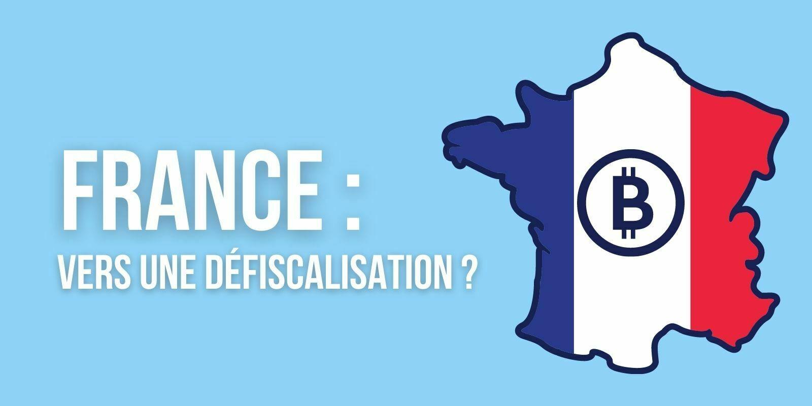 France: Éric Woerth propose de défiscaliser les plus-values sur les cryptomonnaies sous certaines conditions