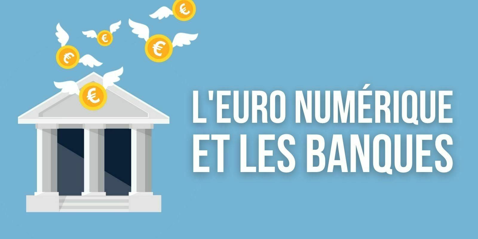 Selon Morgan Stanley, l'euro numérique pourrait drainer 8% des euros conservés par les banques