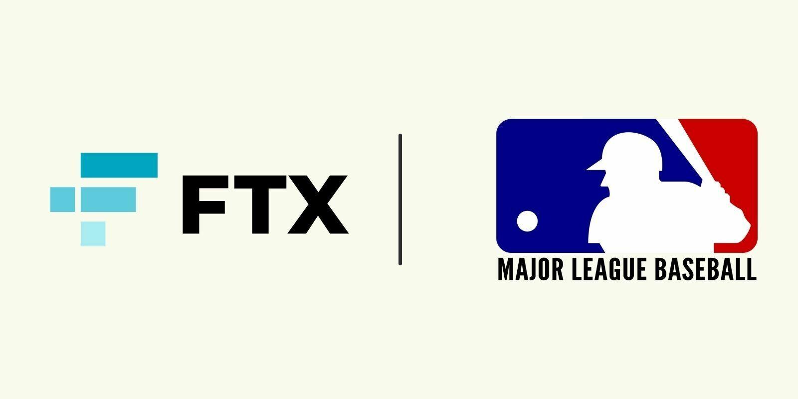 FTX signe un partenariat de 5 ans avec la Major League Baseball (MLB)