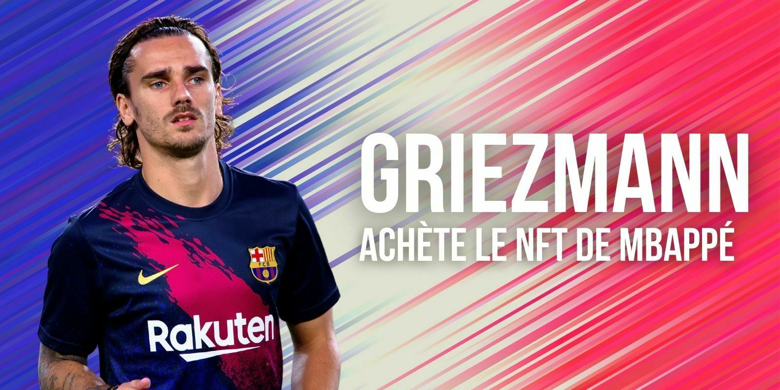 Antoine Griezmann achète la carte Sorare de Kylian Mbappé pour 76 000 dollars