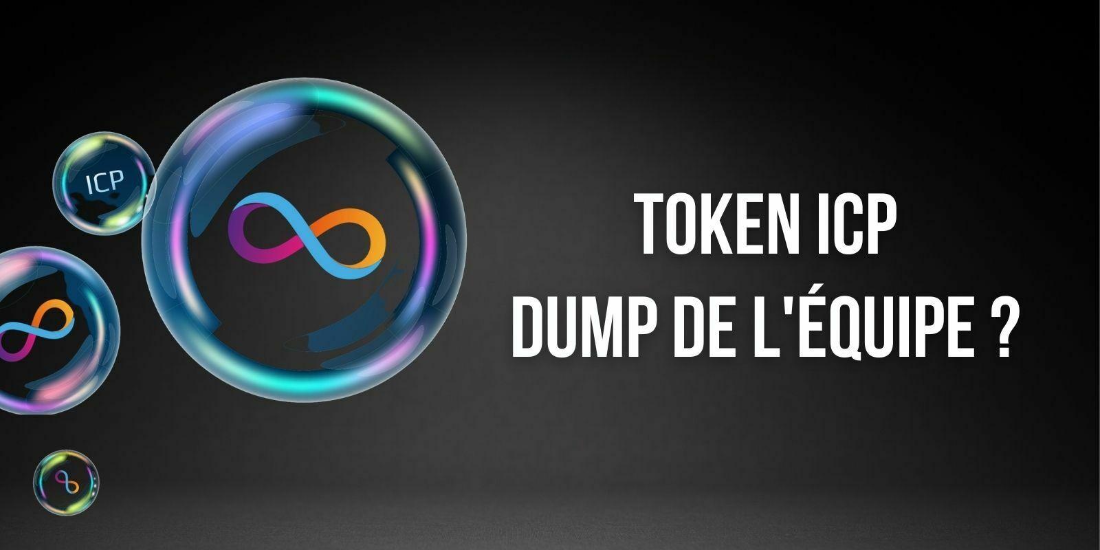 L'équipe d'Internet Computer (ICP) face à des allégations de dump – Le token a perdu 95% en près de 2 mois