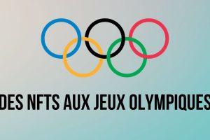 Le Comité olympique crée des pin's numériques sous forme de NFTs